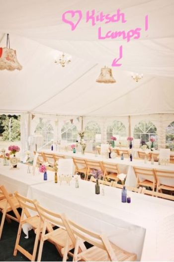 Wedding Design Kitsch Marquee
