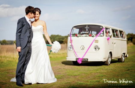 Wedding Ideas Campervan