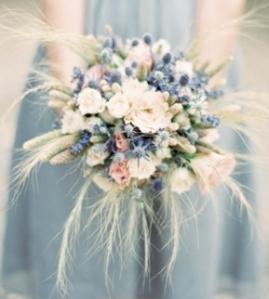Scottish Wedding Ideas Bouquets Bridesmaids