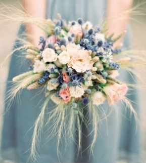 Scottish Wedding Ideas Bouquets Bridesmaids