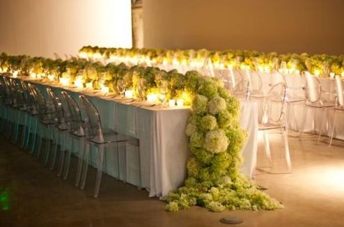 Wedding Decoration Ideas Flowers White