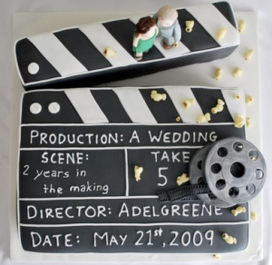 Wedding Cake Movies Inspired