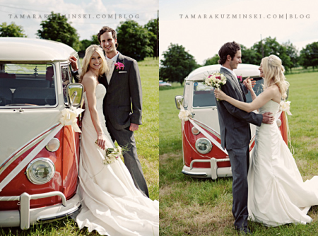 Wedding Ideas Transport Campervan Bohemian