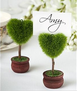 Place Name Holders Weddings Ideas