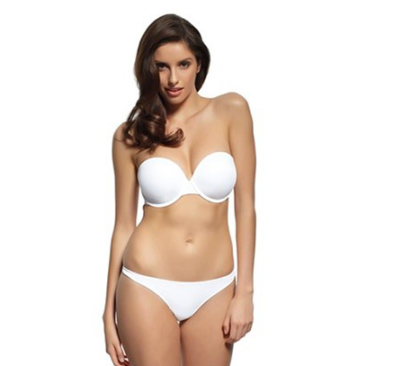 Strapless Wedding Underwear Larger Cup