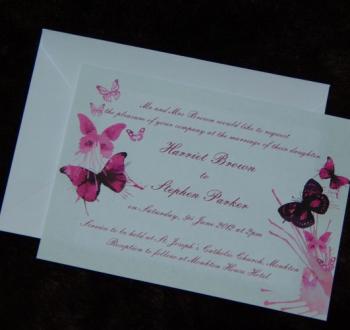Wedding Invitations Animal Ideas