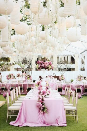 Wedding Ideas Marquee Inspiration
