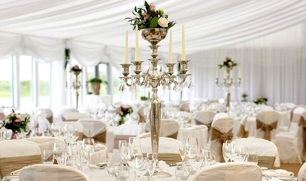 Wedding Marquee Decoration Ideas | Luxury Interior Design