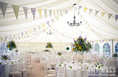 HUNTED: { Wedding Marquees – Marquee Design Ideas }