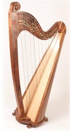Wedding Music Ideas Classic Harp