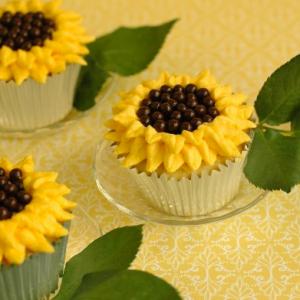 Cupcake Designs Floral