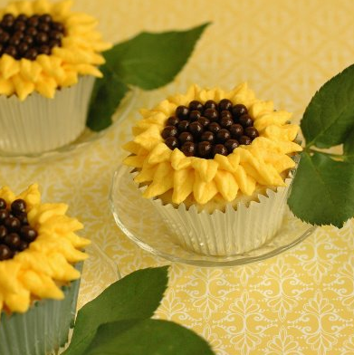 Cupcake Favour Ideas