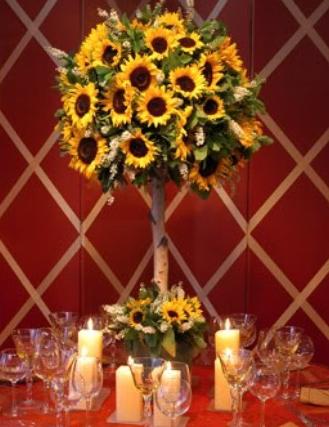 Wedding Centrepiece Ideas Floral
