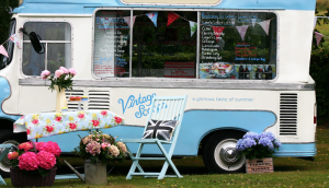 Wedding Miscellany Ice Cream Van Food