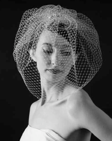 Birdcage veils UK 2012