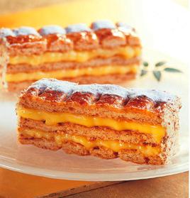 Italian Theme Wedding Cake