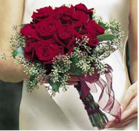 Wedding Flower Ideas Roses