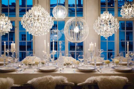 Festive Wedding Tables