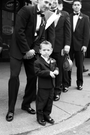 Groomswear Bridal Party Smart Tuxedo