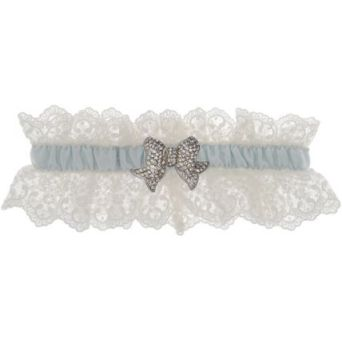 Wedding Accessory Garter Lace Traditional