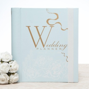 Confetti Wedding Planner Large Blue