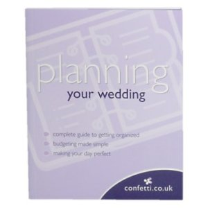 Confetti Small Wedding Planner