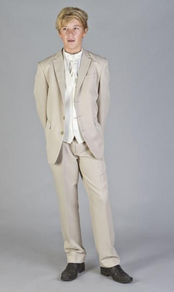 Pageboy Suit Wedding