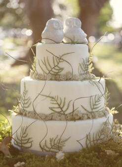 Cake Toppers Wedding Birds