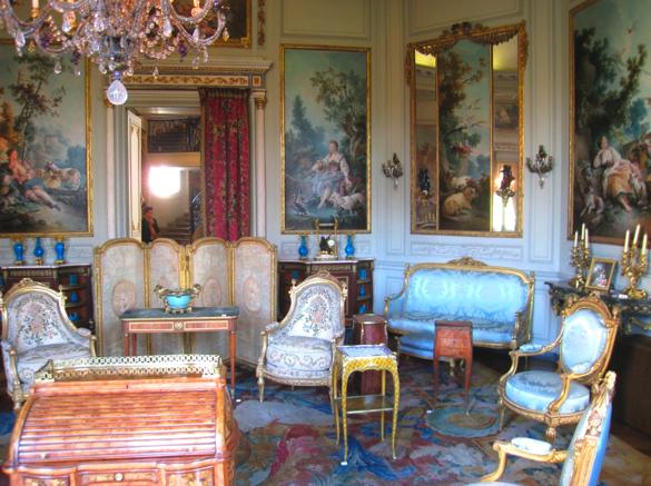 Rococo Inspiration French Wedding