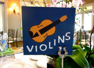 Wedding Inspiration Table Names Music Jobs