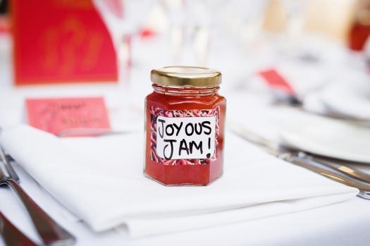 Chilli Jam Wedding Favour