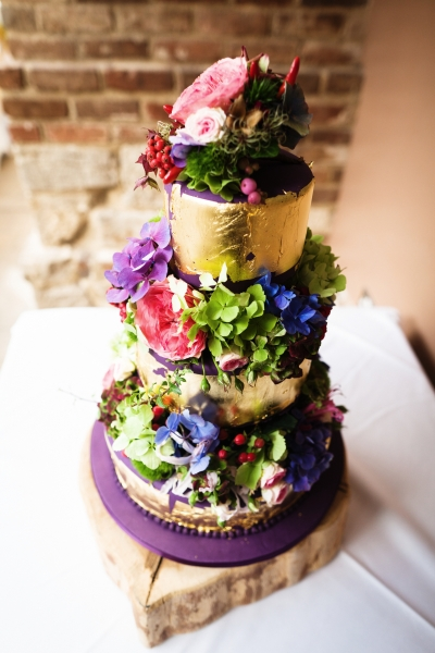 Extraordinary Wedding Cake Ideas Non Fruit