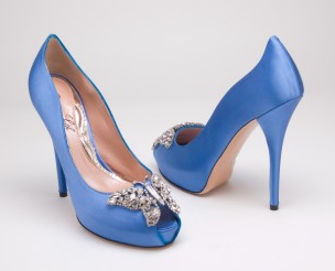 Wedding Bright Heels Blues