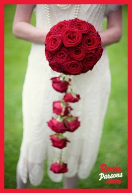 Wedding Ideas Floral Red Roses