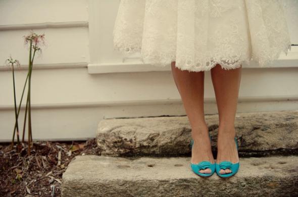 Wedding Shoe Ideas Vibrant