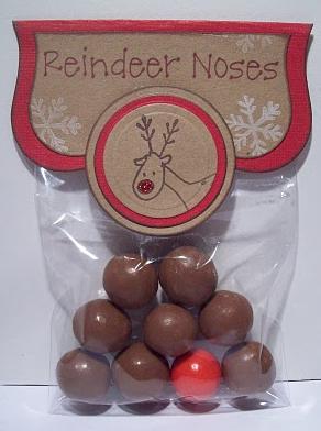 Chocolate Wedding Favour Idea