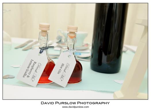 Wedding Favor Ideas Booze