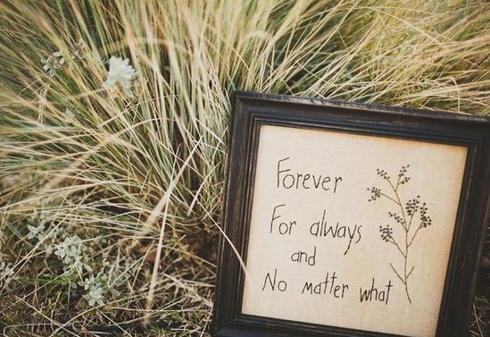 Wedding Sign IDeas 2012