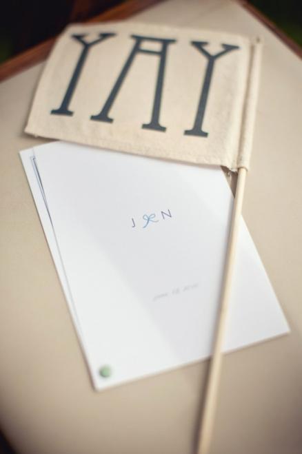 Happy Wedding Sign Ideas 2012