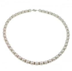 Wedding Accessorires Pearls Bride Necklace
