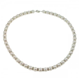 Wedding Accessorires Pearls Bride Necklace