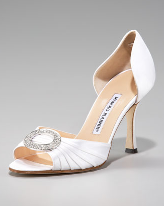 Designer Bride Shoes Bridal Heels White