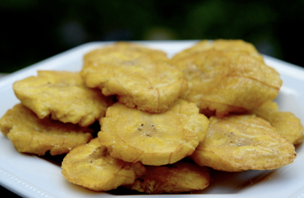 Wedding Food Ideas Latin American Plantain