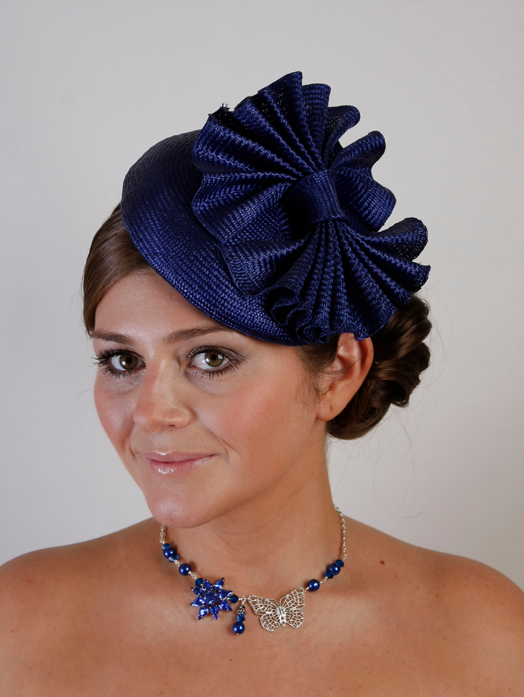 HUNTED : { Wedding Guest Attire : Pillbox Fascinators ...
