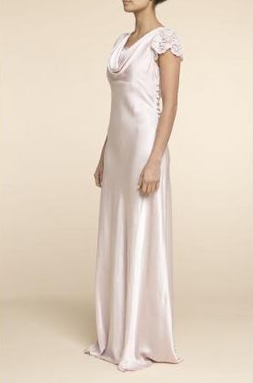 Neutral Bridesmaid Dresses Ideas Mismatched