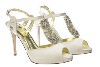 Designer Bride Footwear