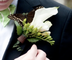 Boutonniere Inspiration Weddings 2012 2013