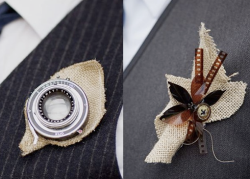 Boutonniere Inspiration Wedding 2012 2013