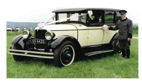 Wedding Transport Ideas Classic Studebaker American 1920s
