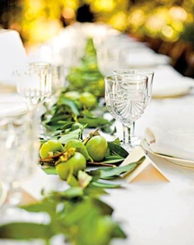 Wedding Table Setting Ideas Simple
